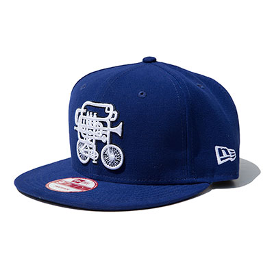 Brushfire x New Era Snapback