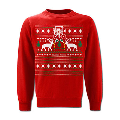 Christmas Sweater Red
