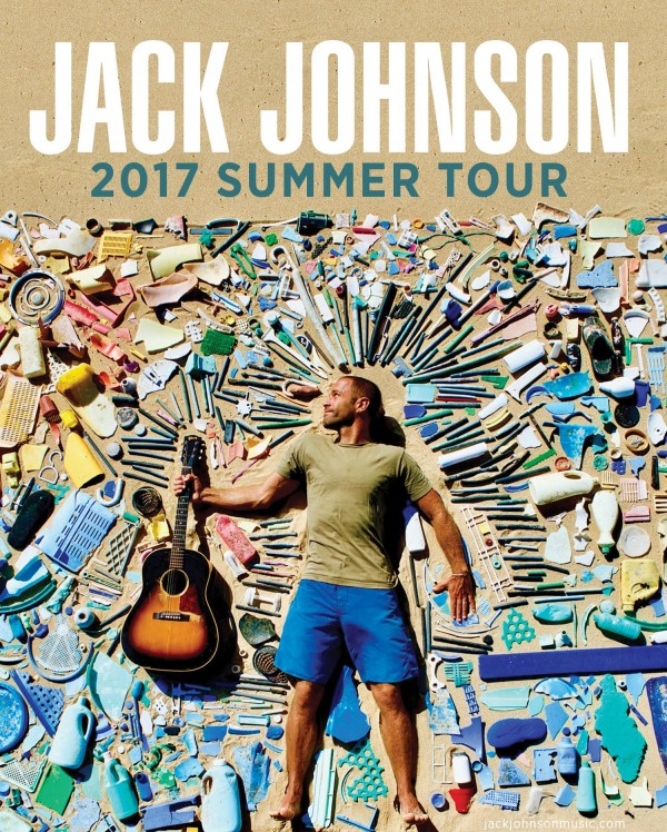 Jack johnson tour dates