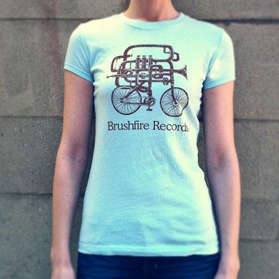 Bike Horn Girl's Tee